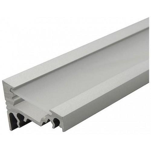 Rohový hliníkový profil CORNER 2m pro LED pásky, ALU lišta