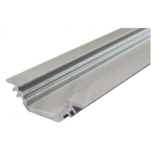 Hliníkový profil TRIO 2m pro LED pásky, ALU lišta