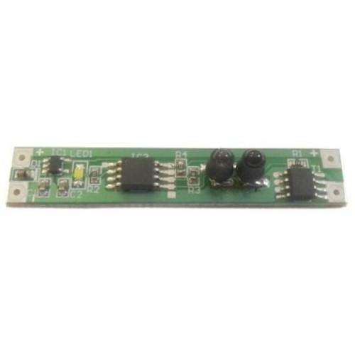 Bezdotykový spínač se stmívačem pro LED pásky, montáž ALU profil
