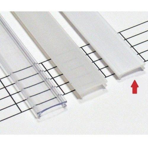 Mléčný difuzor KLIK pro profily LUMINES A/B/C/D/Y/Z 2m
