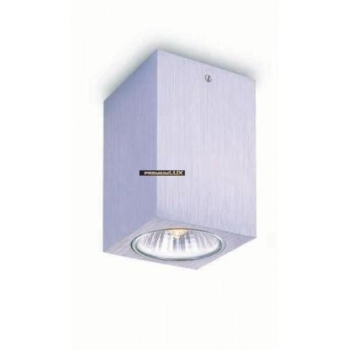 Podhledové bodové svítidlo  Jonatan Gu10 Silver CreeLamp stříbrné