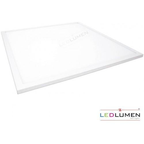 LED panel LP-01 40W 600x600 204xSMD4014 3200lm TEPLÁ BÍLÁ