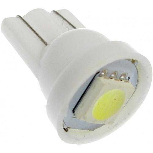 LED auto žárovka LED W5W T10 1 SMD 5050