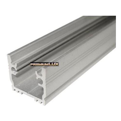 Profil FLOOR12 1m podlahový anodovaný