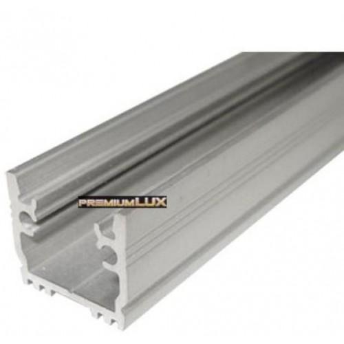 Profil FLOOR12 2m podlahový anodovaný