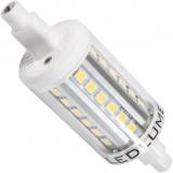 LED 4W - R7s náhrada malé halogenové trubice  36xSMD2835 78mm  CCD STUDENÁ