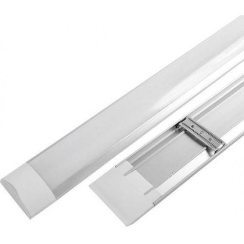 LED panel SLIM přisazený 10W 230V 30cm 800lm STUDENÁ