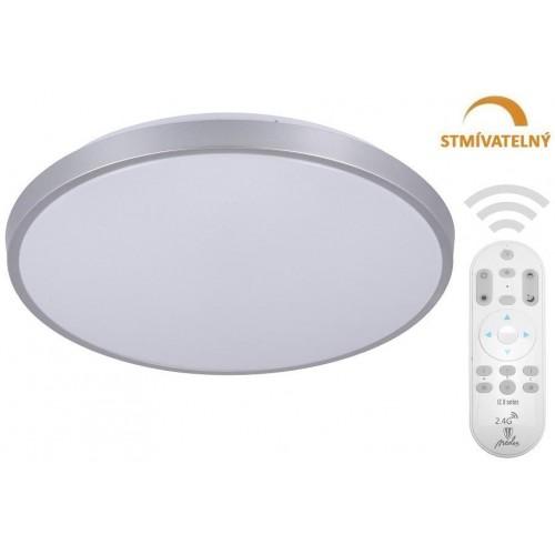 LED panel EXCLUSIVE LC801A/SI stmívatelný s ovladačem 50W 3600lm 230V CCD