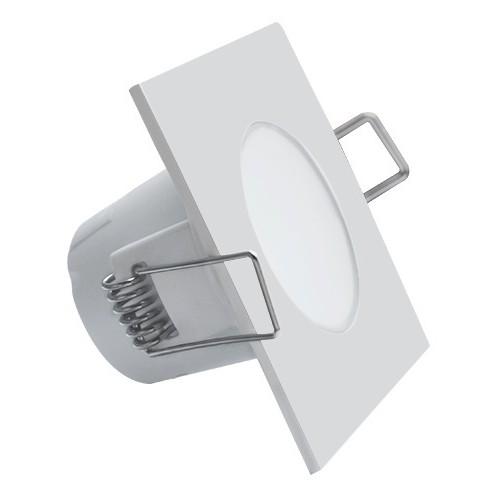 Podhledové bodové svítidlo LED BONO-S WHITE 5W 330lm, TEPLÁ