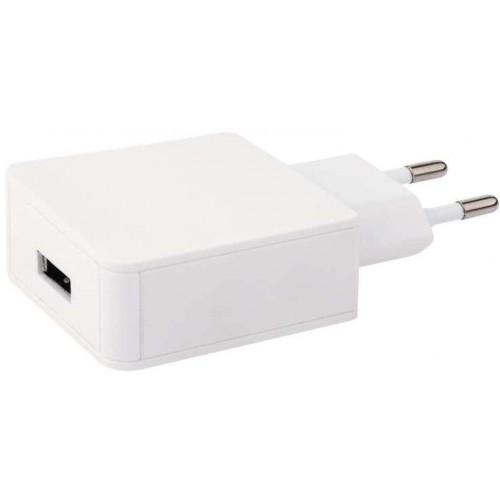 Univerzální USB adaptér do sítě QUICK 2,4A (18W) max.