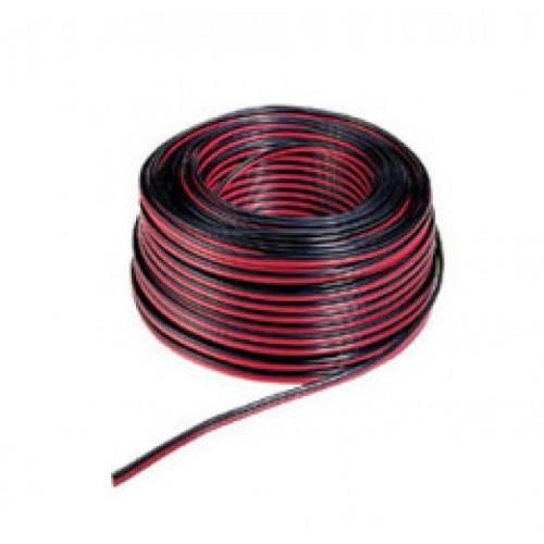 Kabel dvoulinka 0,35mm2 pro napojení LED pásků.
