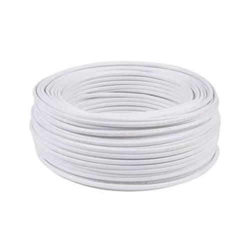 Kabel dvoulinka 0,35mm2 pro napojení LED pásků, bílá