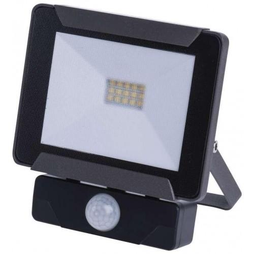 LED reflektor IDEO s PIR, 10W neutrální bílá