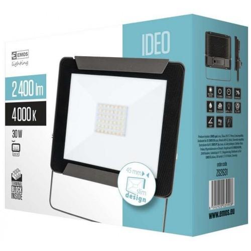 LED reflektor IDEO, 30W neutrální bílá