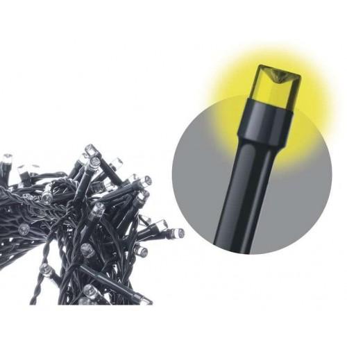 Spojovací LED řetěz, 5m, teplá bílá
