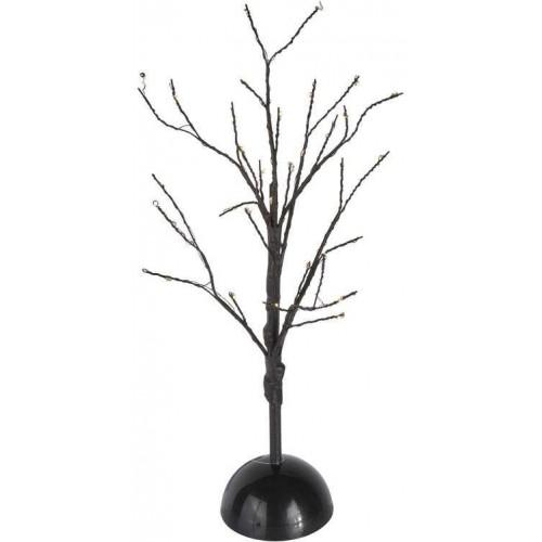 LED stromek, 3×AA, teplá bílá, časovač
