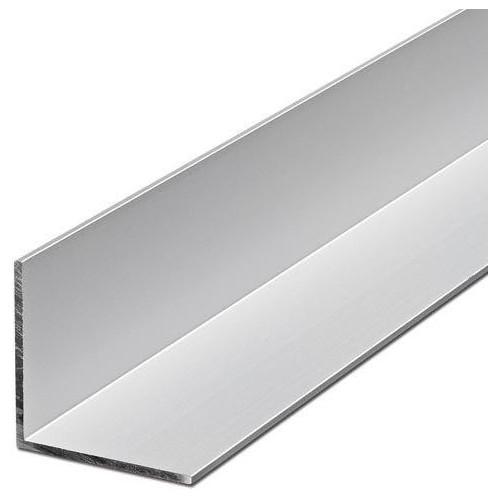 Hliníkový profil LUMINES L 15x15 90° 2m pro LED pásky, hliník