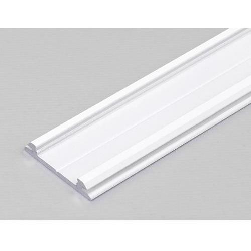Hliníkový flexibilní profil ARC12 1m pro LED pásky, bílý
