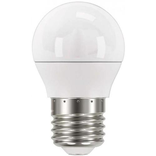 LED žárovka Classic Mini Globe 6W E27 teplá bílá