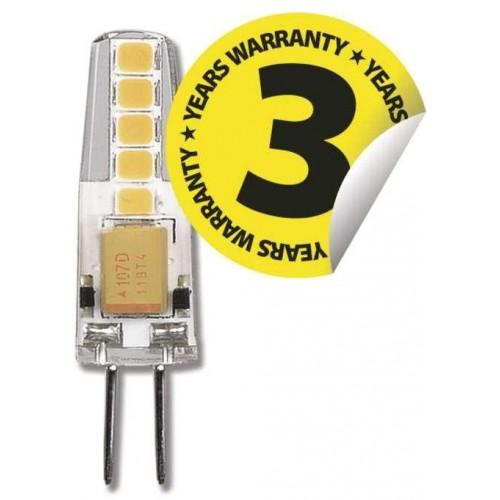 LED žárovka Classic JC A++ 2W G4 neutrální bílá