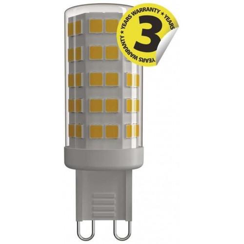 LED žárovka Classic JC A++ 2,5W G9 teplá bílá