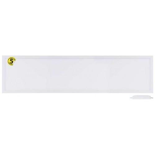 LED panel 30×120, vestavný bílý, 40W neutrální bílá UGR