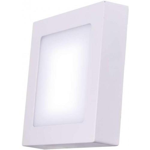 LED panel 300×300, přisazený bílý, 24W neutrální bílá