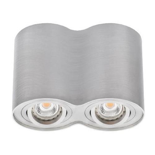 Kanlux 22553 BORD DLP-250-AL   Přisazené bodové svítidlo