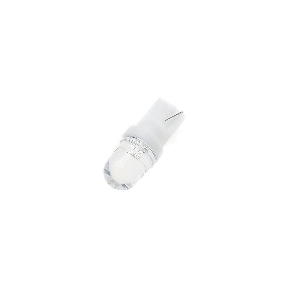 LED auto žárovka LED W5W T10 FLUX