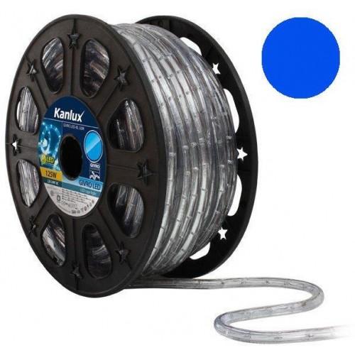 LED světelný had GIVRO LED-BL modrá Kanlux 08631