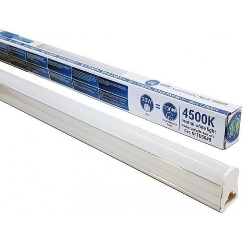 Lineární LED svítidlo 150cm 20W CLP-ALU batten TEPLÁ BÍLÁ