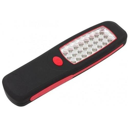 AG121B LED svítilna plastová pracovní, 24SMD, na 3x AAA