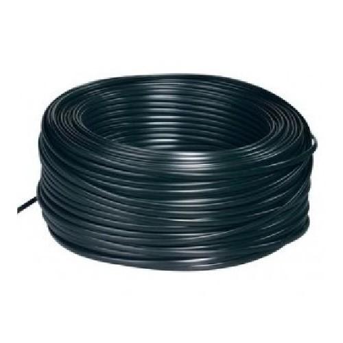 Kabel dvoulinka 0,35mm2 pro napojení LED pásků, černá