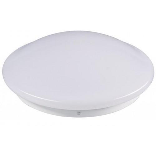 LED plafon 24W s mikrovlným čidlem 48xSMD2835 2160lm, Neutrální bílá