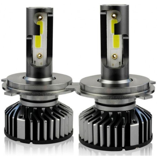 LED auto žárovka H4 F6 DOB 25W 6000lm