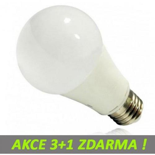 LED žárovka 10W 16xSMD2835 910lm E27 TEPLÁ