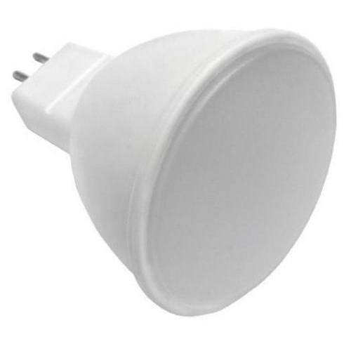 LED žárovka 5W 10xSMD2835 GU5,3 12V 400lm TEPLÁ BÍLÁ