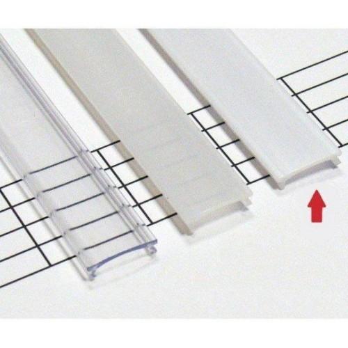 Mléčný difuzor KLIK pro profily LUMINES X 1m