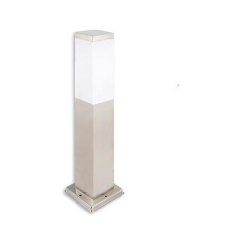 Zahradní svítidlo E27 Havana 45cm stříbrná