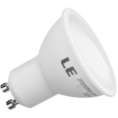 LED žárovka 6W 12xSMD2835 GU10 450lm STUDENÁ BÍLÁ